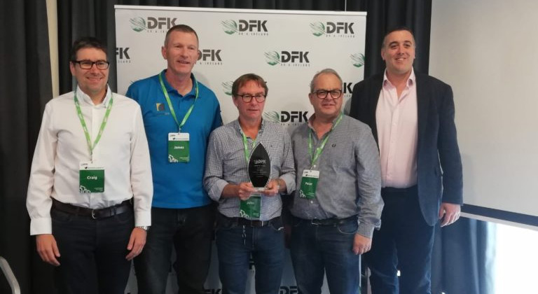 Brown Butler hosted the UK and Ireland Conference for DFK International, here in Leeds and Brown Butler are voted Firm of The Year by the DFK International Association